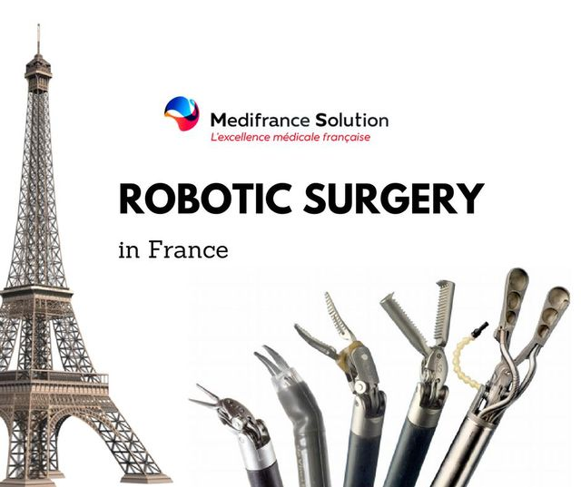 robotic surgery in france